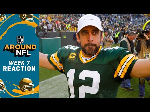 Around the NFL Sunday Week 7 Reaction Show