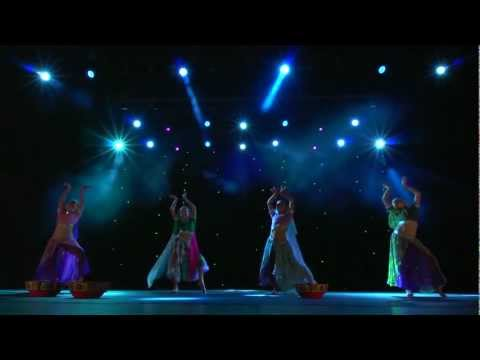 Rangeelo Mharo Dholna (bollywood Dance Performed By Russian Dancers) video