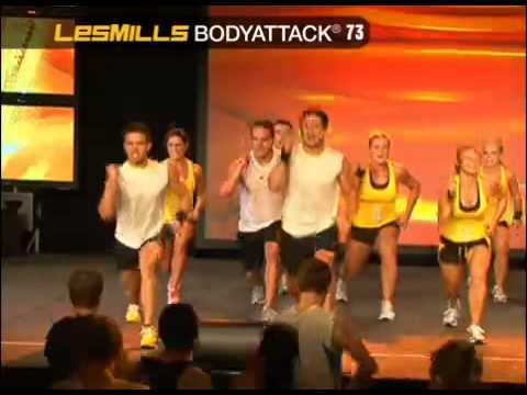 Les Mills Bodyattack® 73 (footage From Ultimate Super Workshop Sydney, 2011) video