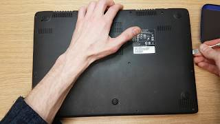 Acer Aspire V5 series 573G ZRQ disassemble to fix charging problem with ac-dc port