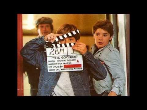 Behind The Scenes Photos: The Goonies