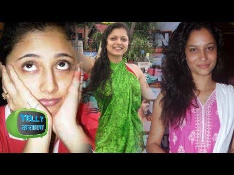 Tv Actresses Without Make Up - Sanaya Irani, Drashti Dhami Worst Looks Leaked video