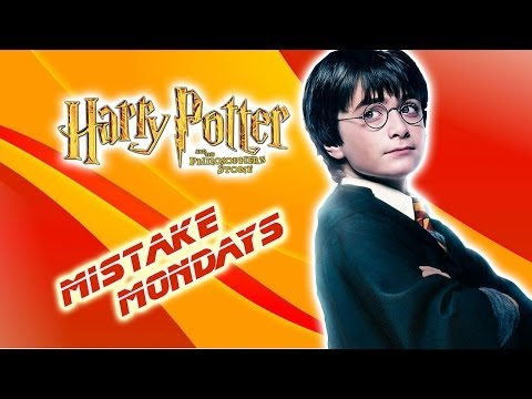 Harry Potter and the Philosopher's Stone (2001) Movie Mistakes