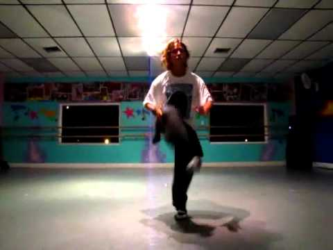 Frank Ocean- Thinking Of You- Dance By: Adri video