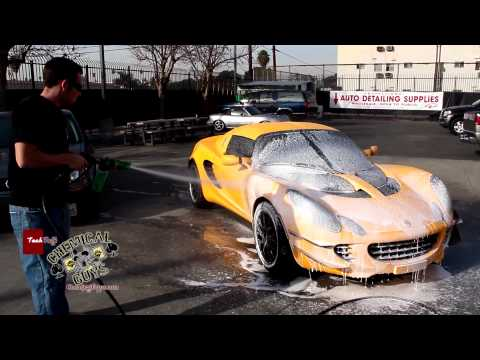 Chemical Guys - Foam Cannon Wash Lotus Elise EPIC FOAM