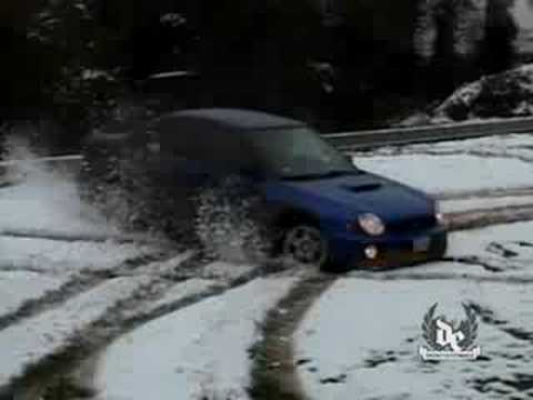 0 Wreckless Snow Driving