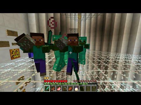 Minecraft:Прохождение карты | ЗОМБИ С АЛМАЗАМИ №2