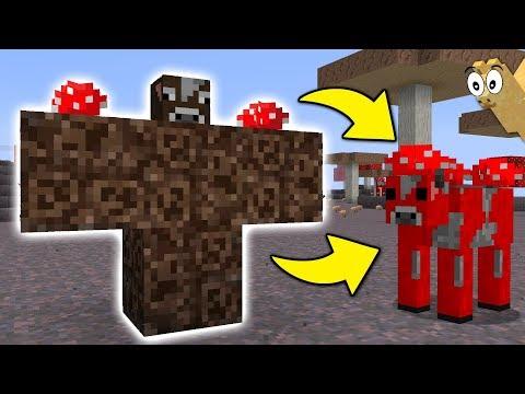 ТОП 5 САМЫХ ВАЖНЫХ МОБОВ В МАЙНКРАФТЕ! [ТопПВП Minecraft]
