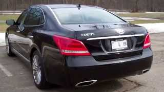 Steve & Johnnie's 2014 Hyundai Equus Ultimate Road Test