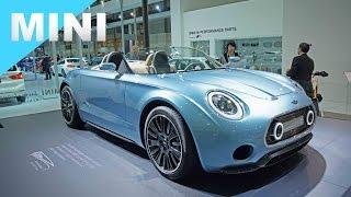 MINI - 2016 世界新車大展 | 特別報導