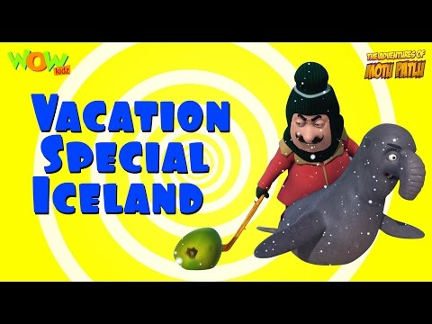 Motu Patlu Vacation Special -  Iceland Compilation - As seen on Nickelodeon thumbnail