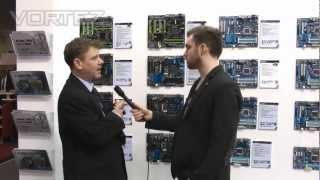 CeBIT 2012 - GIGABYTE reveal Intel Z77 motherboards (G1 Sniper 3)