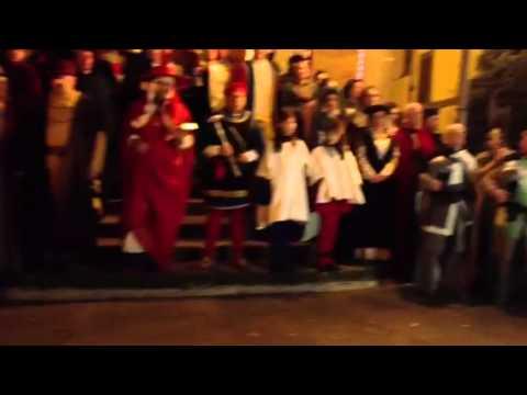Bagnaia (Viterbo) 16 Gennaio 2012 – Festa di Sant'Antonio abate
