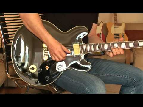 Epiphone Lucille BB King Signature Model
