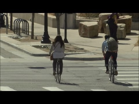 Some designated bike routes dangerous for cyclists