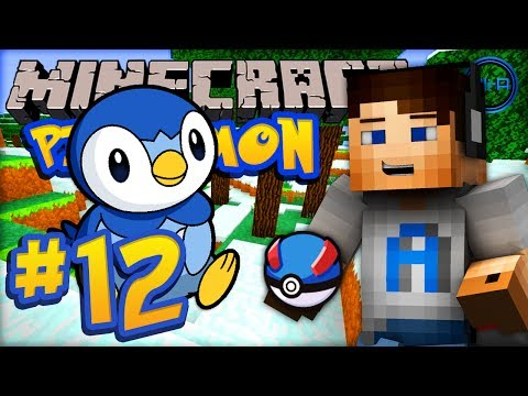 Minecraft PIXELMON 3.0 Episode #12 w Ali A HUNTING POKEMON