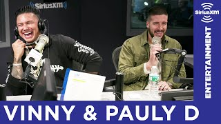 Vinny and Pauly D Discuss Their Sexual Fetishes