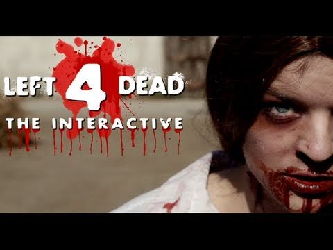 Left 4 Dead INTERACTIVE - START HERE - TGS