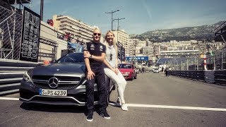 Monaco F1 Carpool with Valtteri Bottas!