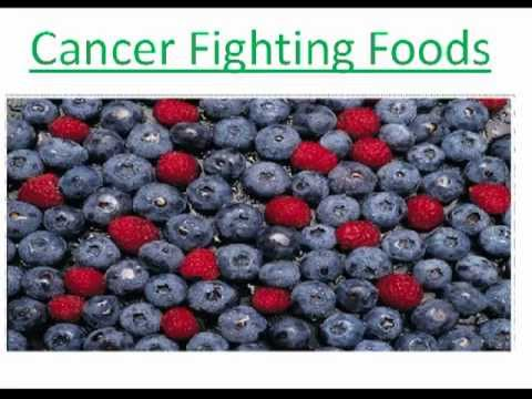 29 Cancer Fighting Foods