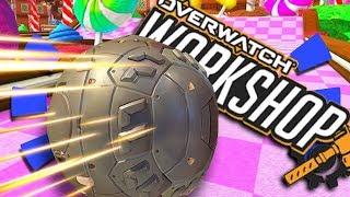 Overwatch - Top 16 Workshop Games