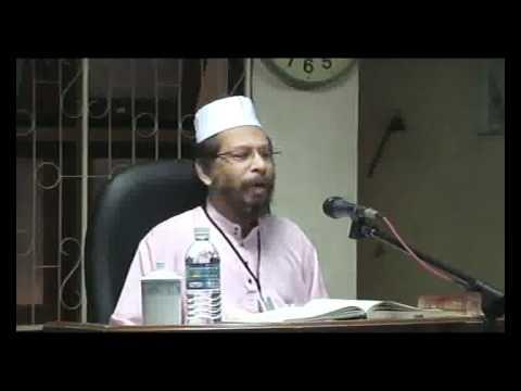 Sahih Muslim 20/05/2009 - Pengharaman Khamar/arak