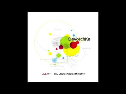 DeVotchKa - The Clockwise Witness (Live with the Colorado Symphony)