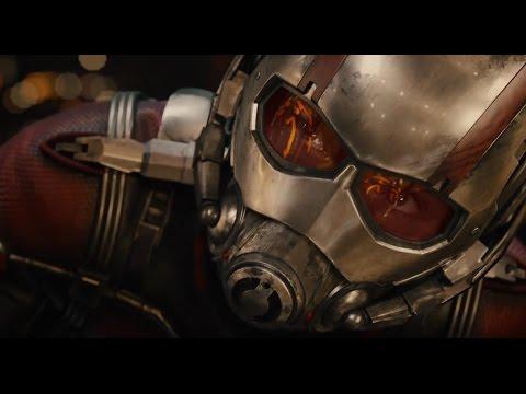 앤트맨  ANT-MAN  2차 공식 예고편 (한국어 CC)