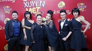 Cười Xuyên Việt 2016: Giới thiệu chương trình