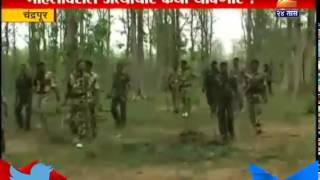 Chandrapur : Gang Rape In Jungle 15th June 2015
