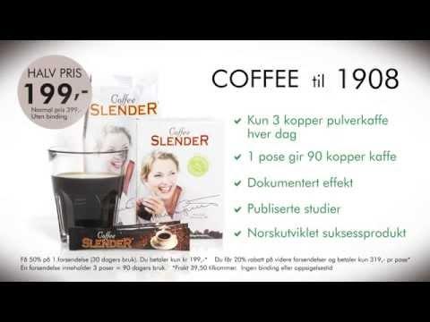 Slender kaffe