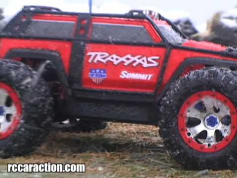 Traxxas Summit Unleashed
