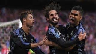 Gol de isco! Real Madrid 2 x 0 Manchester United - Supercopa da UEFA - 08/08/2017