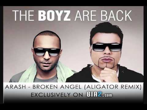 Dj Aligator Feat Arash Broken Angel video