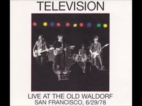 Television - (I Can't Get No) Satisfaction  (Live SF 78)