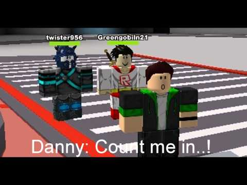 ROBLOX: The Dark Knight Part 2