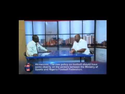Sports Development in Nigeria.flv