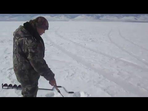 ловля на гусинке