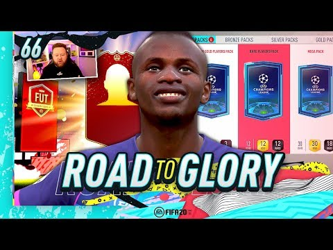 FIFA 20 ROAD TO GLORY #66 - REWARDSSSS!