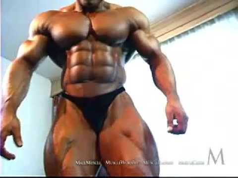 Freaky Musclegod Part 2