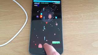FXGL: Space Invaders Android Demo