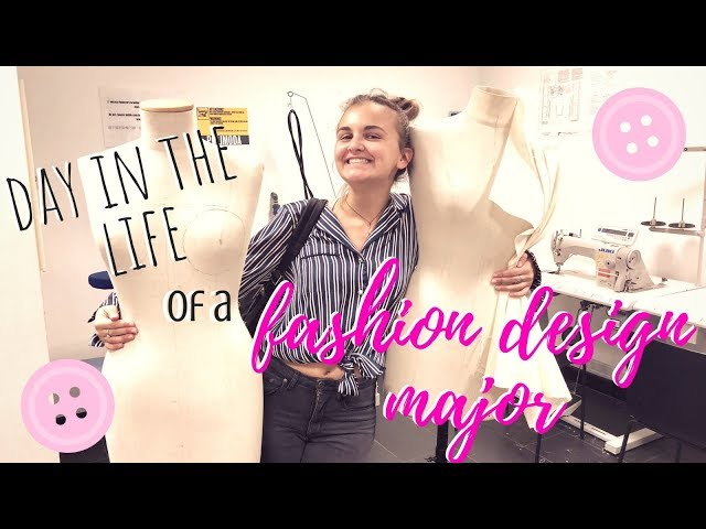 A Day in the Life of a Fashion Design Major | FIT x Polimoda thumbnail