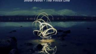 Watch Snow Patrol The Finish Line video