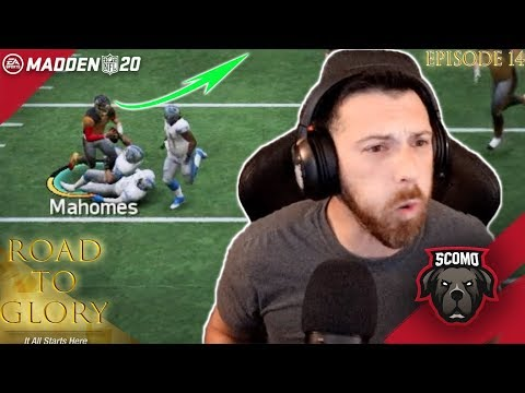 Biggest Glitch Ever! Road To Glory Episode 14 - Madden 20 Ultimate Team