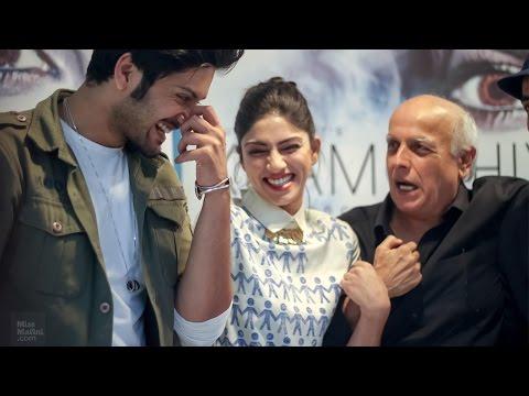 Mahesh Bhatt & The Cast Of Khamoshiyan (Part 2)