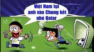 BUỒN CỦA QATAR (Buồn của anh chế) - Long Singer | Nhạc chế hay về U23 Việt Nam