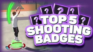 NBA 2K20: Top 5 Shooting Badges for Green Release Shots