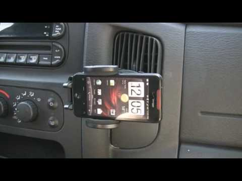 Universal gps car air vent mount holder 8