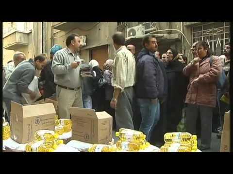 Syria's worsening humanitarian crisis
