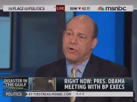 Fleischer Says Congress and White House Need To Rise Above The Anger to Fix BP Oil Spill